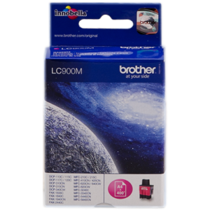 BROTHER LC900 MAGENTA CARTUCHO DE TINTA ORIGINAL