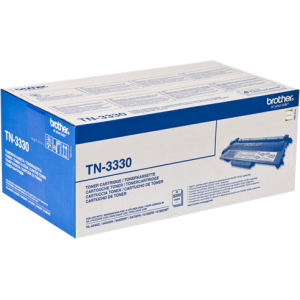BROTHER TN3330 NEGRO CARTUCHO DE TONER ORIGINAL