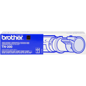BROTHER TN200 NEGRO CARTUCHO DE TONER ORIGINAL